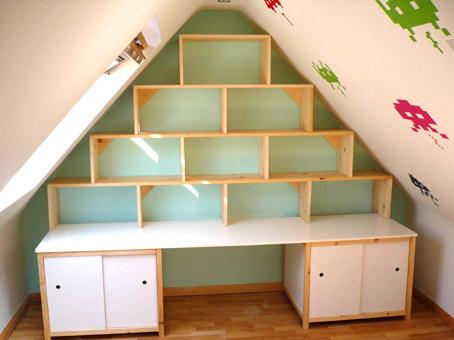 shelving storage unit richard sothcott brighton carpentry