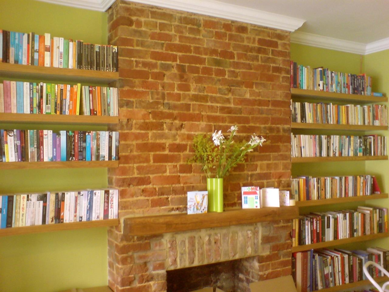 Making Book Shelf