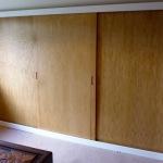 Oak Fitted Wardrobe